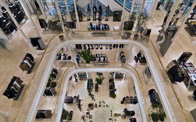 Le groupe (Zara) ouvre son 5000ème magasin