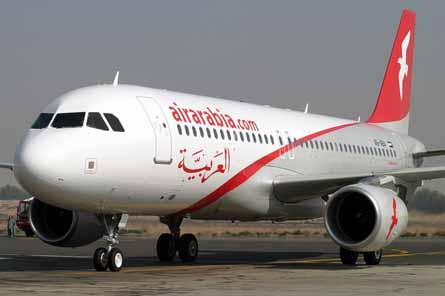 Une nouvelle desserte aérienne relie Bâle à Agadir — Air arabia Maroc
