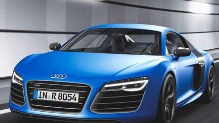 Audi: Restylage de mi-carrière pour la R8