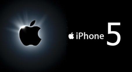 iPhone 5 présenté le 12 septembre