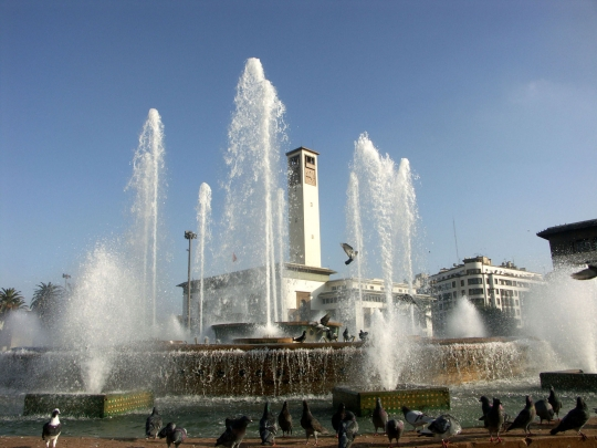 Fontaine_Casablanca