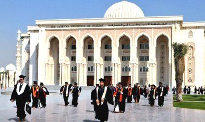 L'Université américaine de Sharjah recrute au Maroc