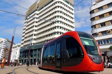 Tram Casa Service public 27 avril 2016