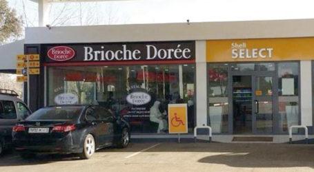 Brioche Dorée vendra du café chez Shell