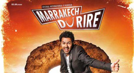 9e édition du Festival Marrakech du Rire du 12 au 16 Juin 2019