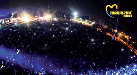 Loisirs: nouveau record d'audience pour Mawazine