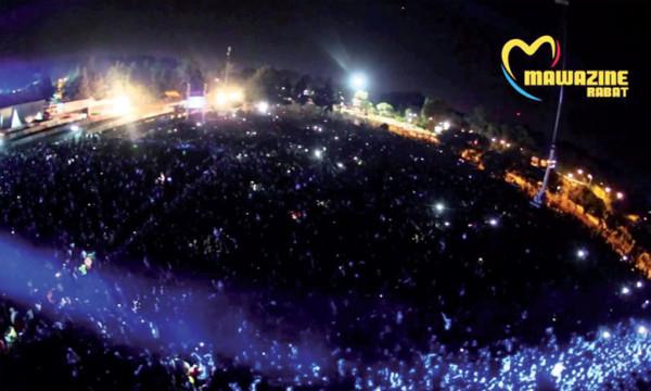 Mawazine Rythmes du monde 2 mai 2016