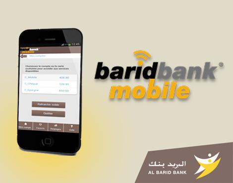 Mobile Banking Al Barid Bank taxe dhabitation 14 mai 2016 Finance Banque