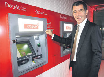 Banques: CFG Bank tisse sa toile