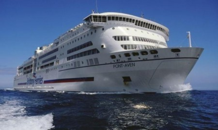 navire ferry bmce bank 23 mai 2016 Hotel voyage