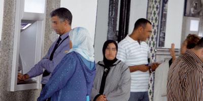 retrait GAB Maroc petites coupures 9 mai 2016 Banque Finance