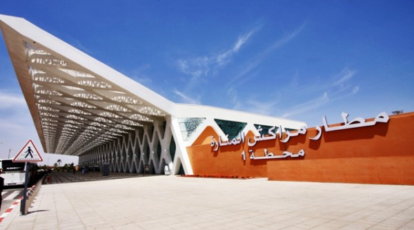 Aeroport Marrakech 16 juin 2016 hotel voyages