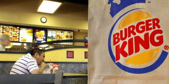 Burger king 23 juin 2016 food boisson