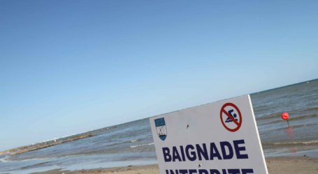 Baignade: voici la liste des plages à éviter!