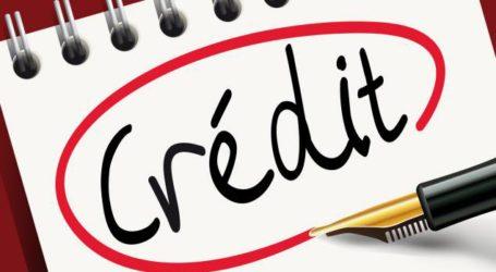 Crédits aux particuliers: les taux reprennent un trend haussier!
