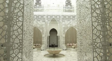 Luxe: le Royal Mansour Marrakech distingnué
