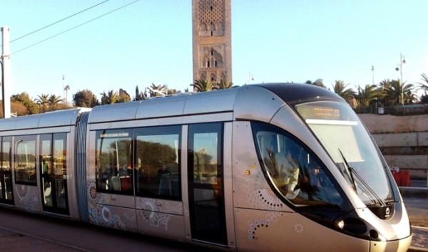 tramway raba 2e ligne 29 juin 2016 service public
