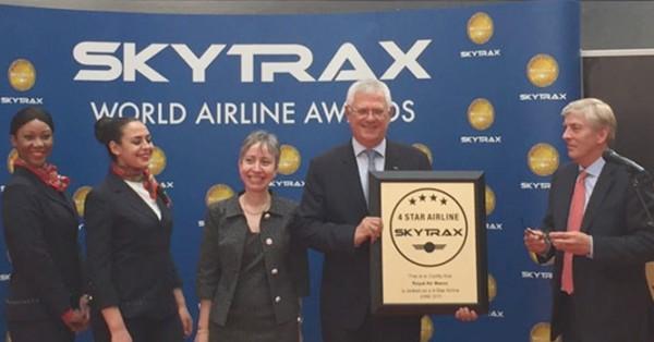 RAM Skytrax 18 juillet 2016 hotel voyages