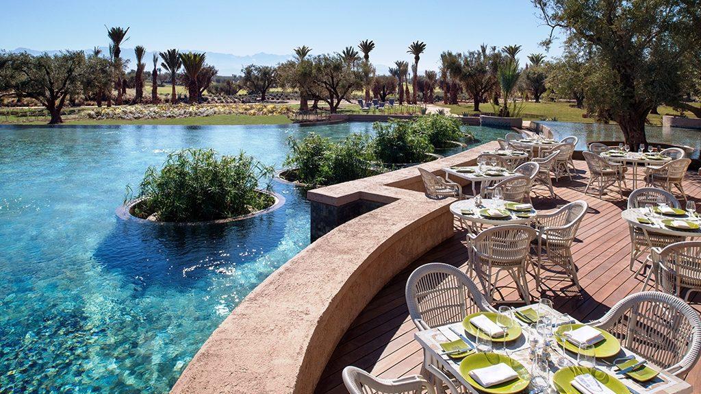 Royal Palm Palace Marrakech pass day 22 juillet 2016 hotel voyage