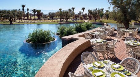 Royal Mansour Marrakech remporte le prix Conde Nast Traveler