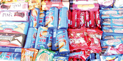 Biscuiterie : l'informel domine et inspire