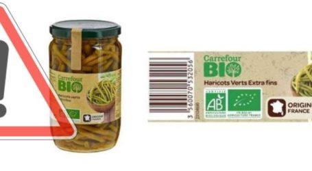 Haricots verts risqués : Label Vie rassure