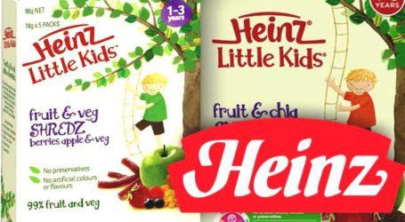 Heinz : les produits enfants responsables d'obésité?