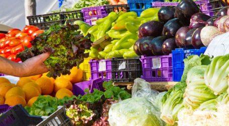 Prix: grande baisse des légumes à fin février