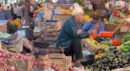 Prix à la consommation: flambée des viandes et légumes à fin octobre