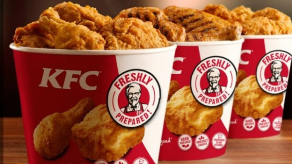 KFC prix chers 3 aout 2016 Food boisson