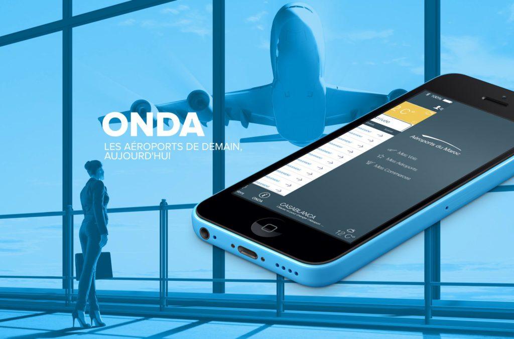 ONDA Application 11 aout 2016 hotel voyage