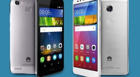 GR3 – GR5 : nouveaux smartphones Huawei