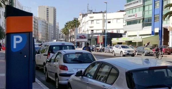 staionnement casablanca 31 aout 2016 service public