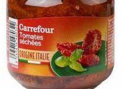 tomates sechees carrefour rappel 9 aout 2016 food boisson