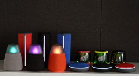 LG dévoile sa nouvelle gamme d'enceinte Bluetooth