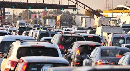Autoroutes: 1,3 million de passagers/jour durant l'été!