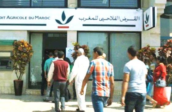 credit agricle du maroc bourse 22 septembre 2016 finances credit
