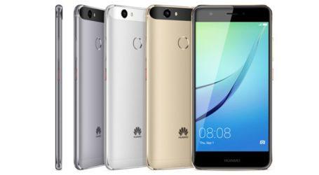 Huawei lance la gamme Nova pour consommateurs dynamiques