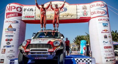 Le rallye Oilibya récidive pour la 17ème édition