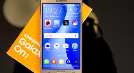 A défaut du Note 7, Samsung lance le On 7
