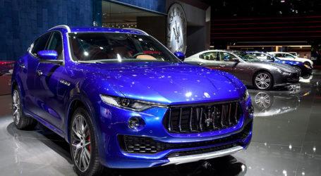 Maserati présent en force au Mondial de l'Automobile à Paris
