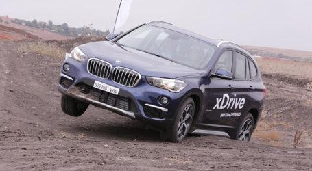 Smeia importateur de BMW organise au Golf de Prestigia Bouskoura Le BMW xDrive X-Périence