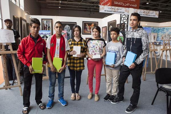 Résultats du concours d'Arts des Jeunes Talents 2016