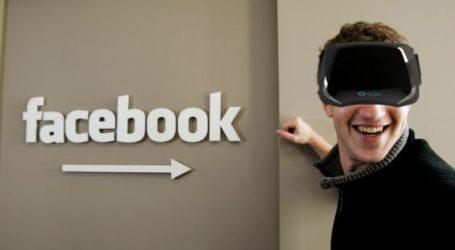 Zuckerberg présente l'étrange réalité virtuelle sociale de Facebook & Oculus