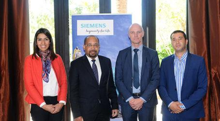 Siemens et PEPS&NST signe un protocole d'accord pour produire de l'électricité verte à partir de déchets au Maroc