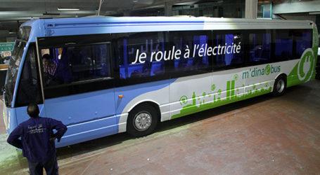 M'dina Bus dévoile son prototype de bus  100% électrique « m'dinaebus »