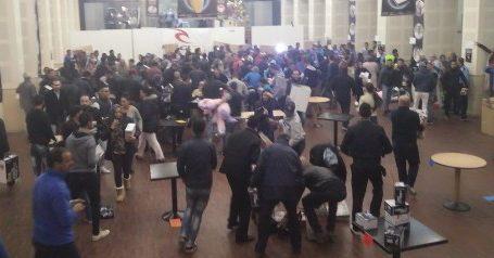 Black Friday JUMIA: scènes de chaos au Mega Mall Rabat