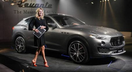 Levante, meilleur SUV de l'année pour Gentelmen Drivers