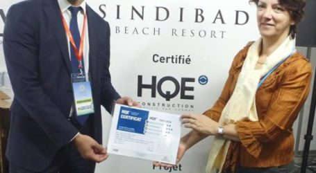 Sindibad Beach Resort reconnu hautement écologique