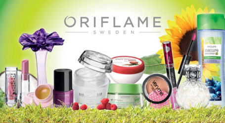 Catalogue et promotion ORIFLAME Novembre 2016